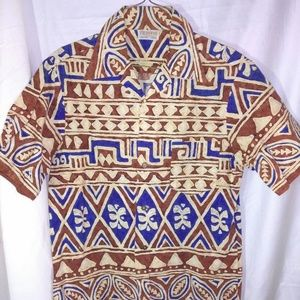 Small / Medium Hawaiian Tribal Vintage 1960's